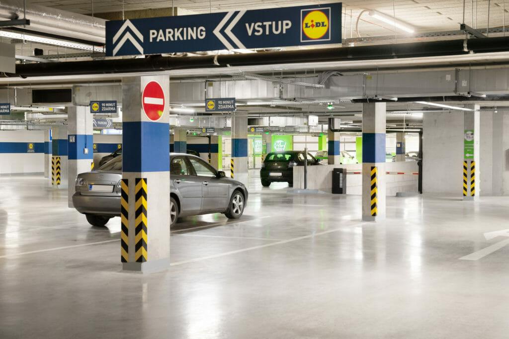 Notář Brno parkovací místa